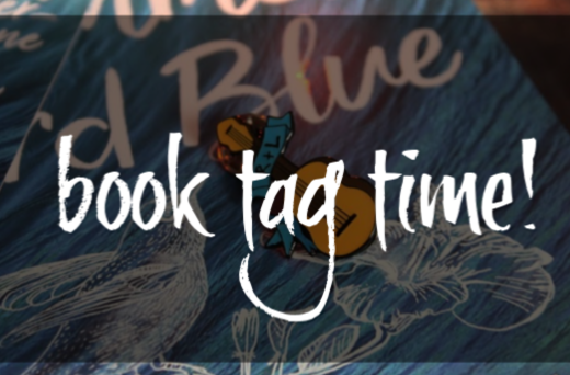 book tag time!